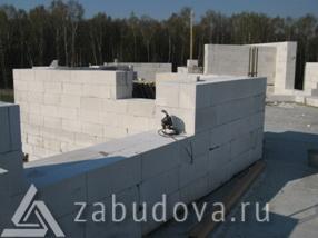 строительные блоки для коттеджа
