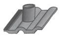 цементно песчаная черепица