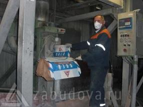 производство сухих строительных смесей в Москве