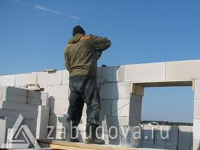 Перемычки из ячеистого бетона